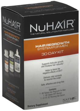 nu hair for hair regrowth