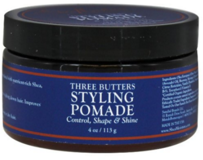 sheamoisture 3 butters pomade