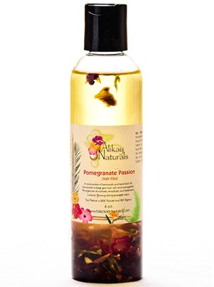 alikay naturals pomegranate passion fruit elixir