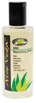 aloe veda mild shampoo