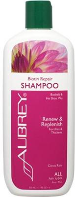 aubrey organics biotin shampoo