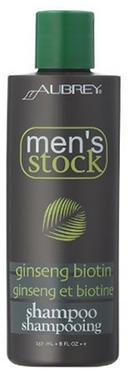 aubrey organics ginseng organics biotin shampoo