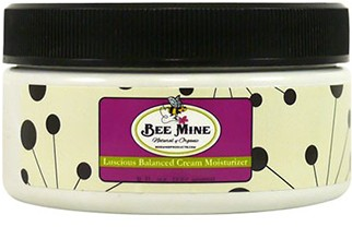 bee mine cream moisturizer with coconut oil