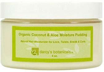 darcy's botanicals coconut aloe pudding