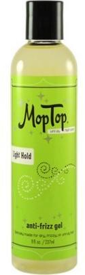 Mop Top Light Hold Anti Frizz Gel