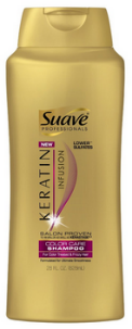 suave color care keratin infusion
