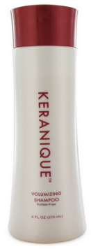 keranique volumizing shampoo
