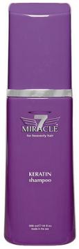 miracle 7 keratin shampoo