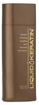 liquid keratin defrizz shampoo