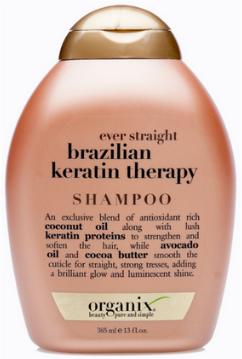 organix brazilian keratin shampoo