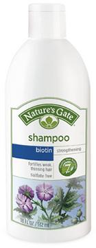 natures gate biotin shampoo