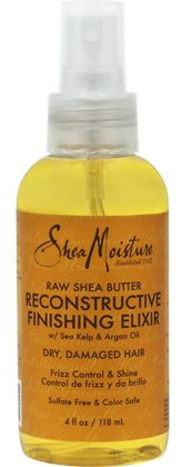 sheamoisture raw shea butter finishing oil