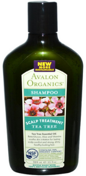 Avalon Organics Scalp Treatment Shampoo