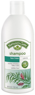 Nature's Gate Calming Tea Tree Shampoo