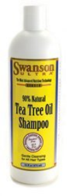 Swanson Ultra Tea Tree Shampoo