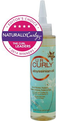 ur curly abyssinian oil