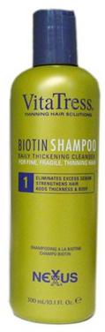 vitatress biotin shampoo