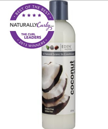 coconut shea leave in eden bodyworks