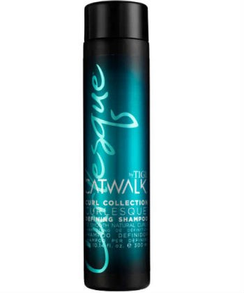 cucumber shampoo by Tigi Catwalk