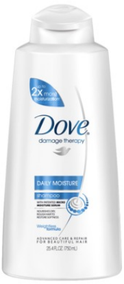 cucumber shampoo by Dove