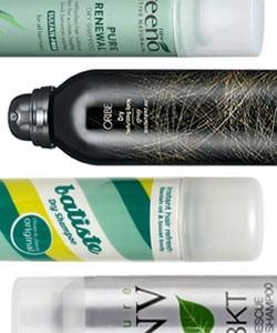Top 15 Dry Shampoos