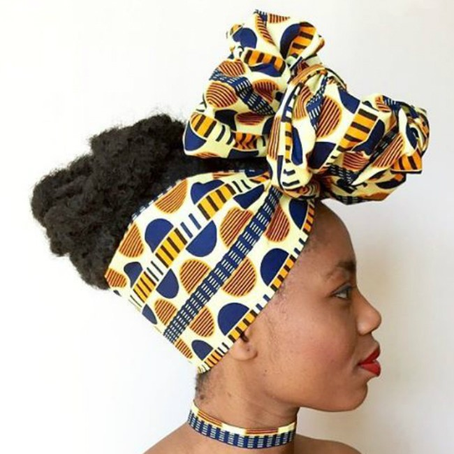 @uzucreations headwrap