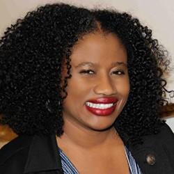 Author Spotlight Imani Dawson   NaturallyCurly com